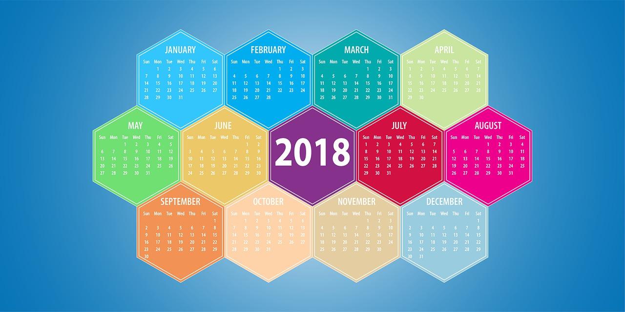2018 Tax Due Dates, new tax rules, Washington DC Holiday, April holiday