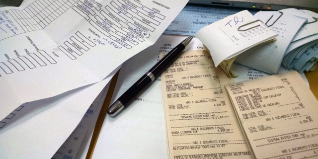 12 Common Tax Problems to Avoid, math mistake, avoid tax problems, math error, receipts