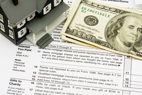 12 Common Tax Problems to Avoid, tax deduction, interest paid, 1040 form, charity, gifts, mortgage deduction