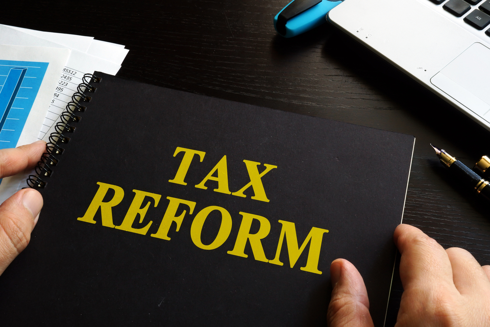 getting the w-4 right is important, tax reform folder