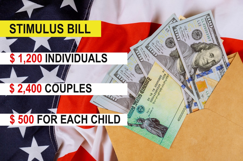 Stimulus Credit, Stimulus Bill, CARES, CARES Act